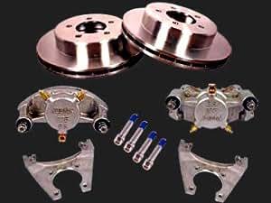 10 inch Kodiak Stainless Steel Slip Over Disc Brake Conversion Kit 5 on 4.5 #2/RCM-10-SS-KIT