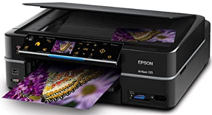 EPSON ARTISAN 725 PRINTER DRIVERS UPDATE