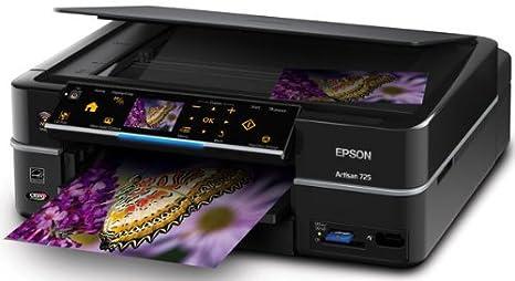 Epson Artisan 725 Inyección de Tinta 9,5 ppm 5760 x 1440 dpi ...