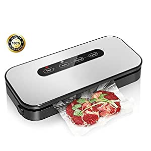 Amazon.com: Sellador de alimentos para máquina de vacío Sous ...