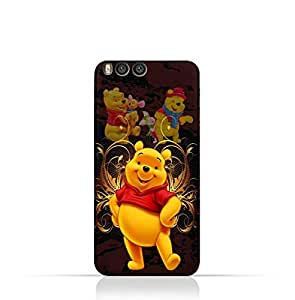 Xiaomi MI Note 3 TPU silicone Protective Case with Winnie the Pooh Design