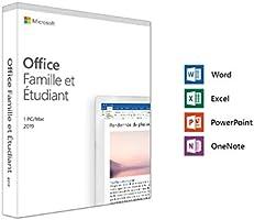 Microsoft Office 365 Famille et Etudiant