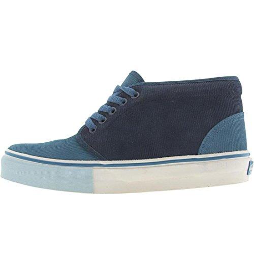 Vans Chukka Boot Ii Collezione 2 Marc Jacobs (velluto A Coste - Vera Verde Acqua / Vestito Blu)