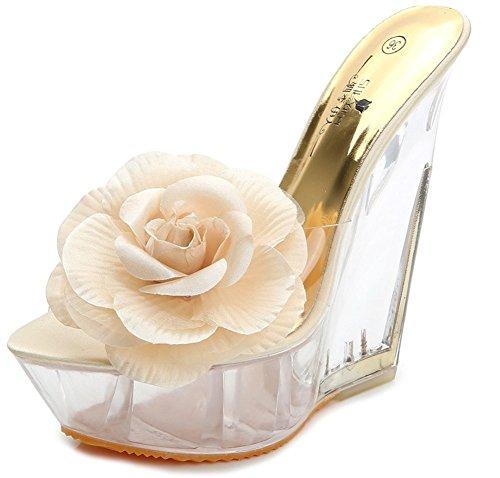 D Aisun Fleur Aisun Femme Chic Femme 6xOPq8ww