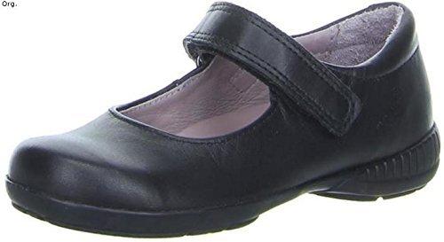 Superfit Pour Filles Noir Babies Chaussures École, Style 5-08217