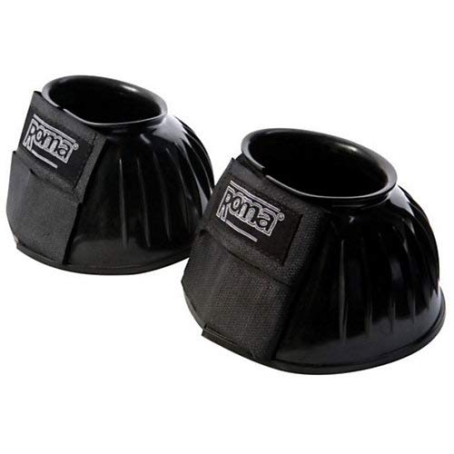 361 Roma Bell Boots Double Tape Pvc Ribbed ()