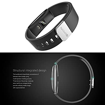 PITAYA I6 PRO Fitness Tracker, Smart Band Bracelet Watch Sports Activity Tracker Heart Rate Monitor IP67 Waterproof Bluetooth Smart Wristband for Android iOS