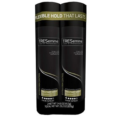 TRESemme Hair Spray, Extra Firm Control (14.6 oz., 2 pk.) (pack of 6) by TRESemme