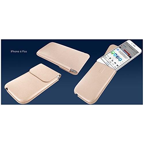 PIELFRAMA 692CR Unipur Case Apple iPhone 6 Plus in creme