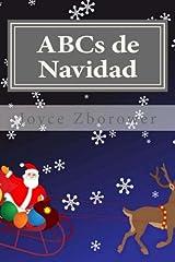 ABCs de Navidad: Para niños de 2 a 5 (Spanish Baby and Toddler Series) (Spanish Edition)