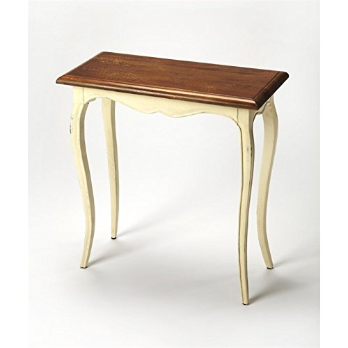 BUTLER 3653140 ANNIE MAHOGANY CONSOLE TABLE