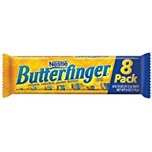 Nestle Butterfinger Mini Candy Bars 8 pk