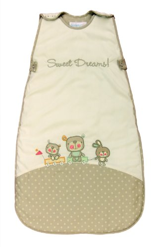 Limited TIME Offer! The Dream Bag Baby Sleeping Bag Sweet Dreams 18-36 Months 2.5 TOG - Beige