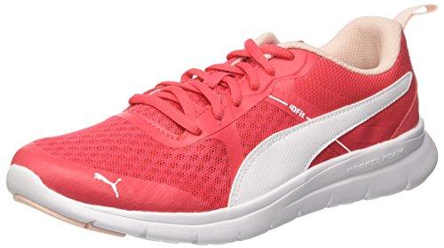 Rose Essential Paradise Pink puma de Flex Mixte Puma Cross Chaussures White Adulte CqUT0w