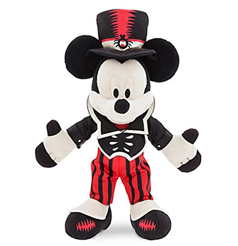 Disney Parks Exclusive Mickey Mouse Halloween Plush Doll -