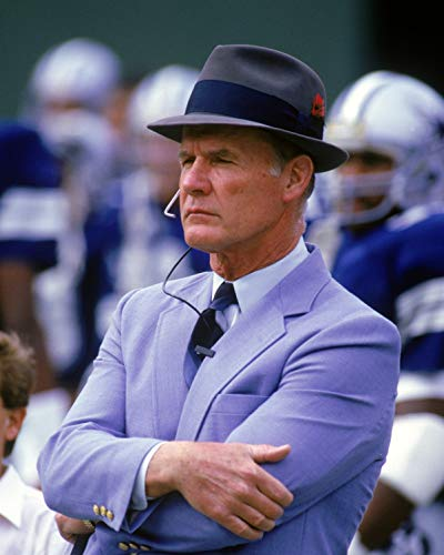 Tom Landry 8 x 10 * 8x10 GLOSSY Photo Picture IMAGE #2
