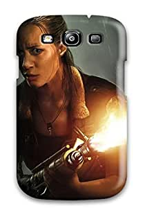 Galaxy S3 Case Cover - Slim Fit PC Protector Shock Absorbent Case (alien: Isolation)