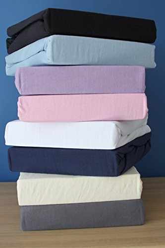 Family Bedding Super Soft Luxry Premium Quality 100 Cotton Jersey Fitted Sheet Superking Bed Blue Buy Online In Andorra At Andorra Desertcart Com Productid 67522594