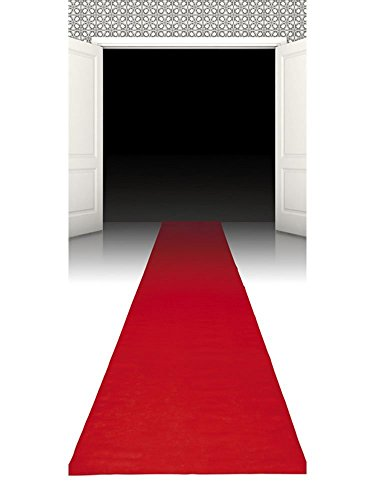 Hollywood-Läufer Roter Teppich, 450 x 61cm