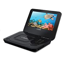 Coby TFDVD7011 7-Inches Portable DVD Player
