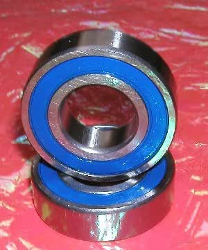 "Qty. 2 6202-10-2RS  6202-5//8-2RS C3 Premium Sealed Ball Bearing 5//8/"" Bore"