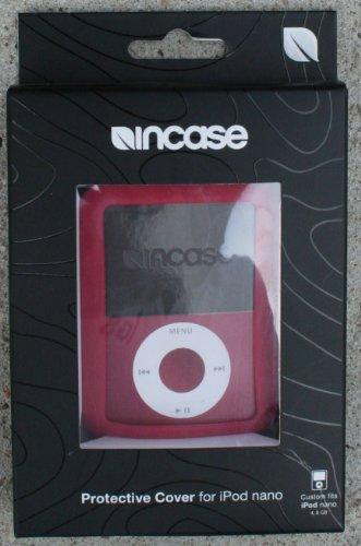 Incase Protective Cover for iPod Nano - Red