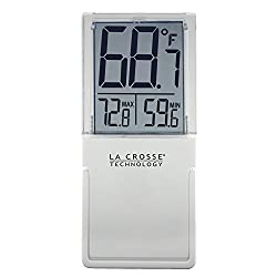 La Crosse Technology K84377 Outdoor Window Thermometer