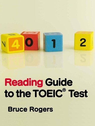 Reading Guide to the TOEIC Test Student Book (120 pp)