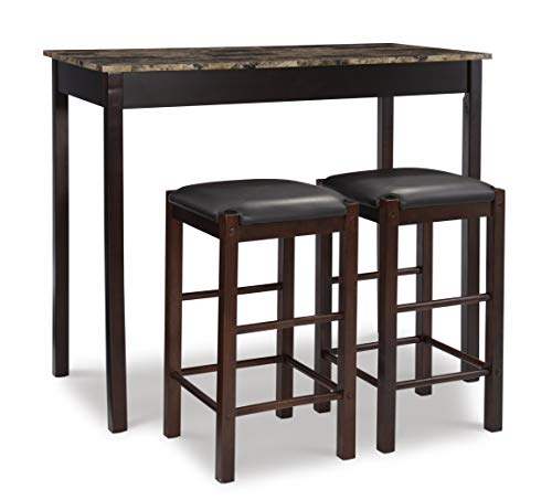 Linon Tavern Collection 3-Piece Table Set (Set Dining Hayden)