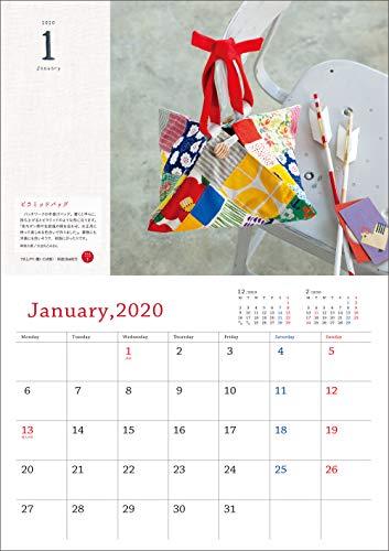 COTTON TIME 2020年1月号 画像 D