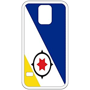 Bonaire Flag White Samsung Galaxy S5 Cell Phone Case - Cover wangjiang maoyi