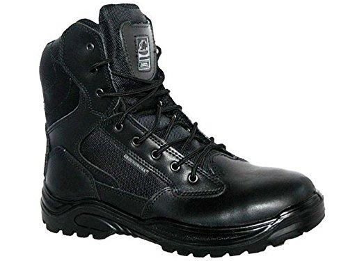 Groundwork , Chaussures de sécurité pour homme Noir noir