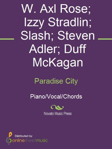 Paradise City Kindle Edition By Duff Mckagan Guns N Roses Izzy