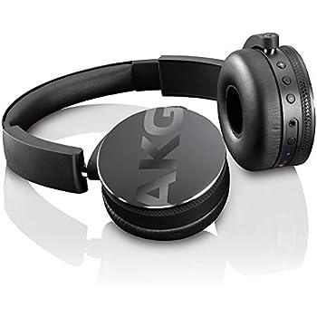Amazon.com: AKG Y500 On-Ear Foldable Wireless Bluetooth