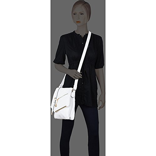 Collection Jasmine Body Blue Bag Shoulder K Cross by Mia MKF Farrow UAx0qpdXUw