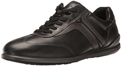 ECCO Men's Chander Retro Fashion Sneaker