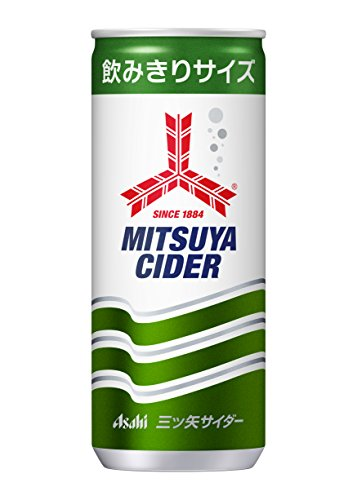 Mitsuya Cider cans 250ml ~ 30 this by Mitsuya Cider