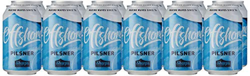 Sharp's Brewery Offshore Pilsner 12 X 330ml Cans