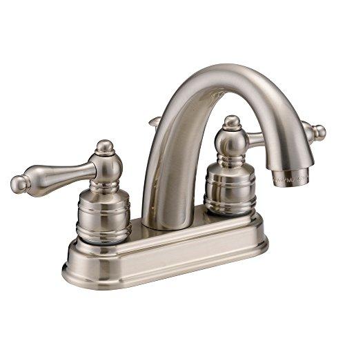 Premier Bathroom Satin Nickel Faucet Bathroom Satin Nickel Premier Faucet