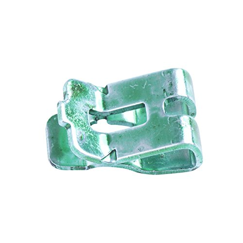 Gardner Bender GGC-1508 Grounding Clip, Aluminum & Copper