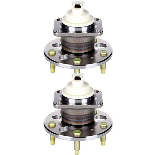 OCPTY NEW Wheel Hub Bearings Rear 5 LUGS fit for Buick Century,Chevrolet Lumina Venture,Oldsmobile Cutlass Ciera,Oldsmobile Silhouette,Pontiac Montana,Ponti Compatible OE: 512078 (Pack of 2)