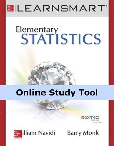 learnsmart-for-elementary-statistics