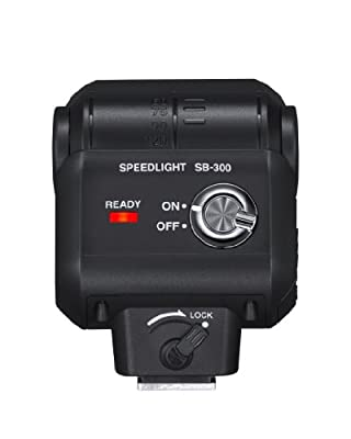 Nikon SB-300 AF Speedlight Flash for Nikon Digital SLR Cameras by Nikon