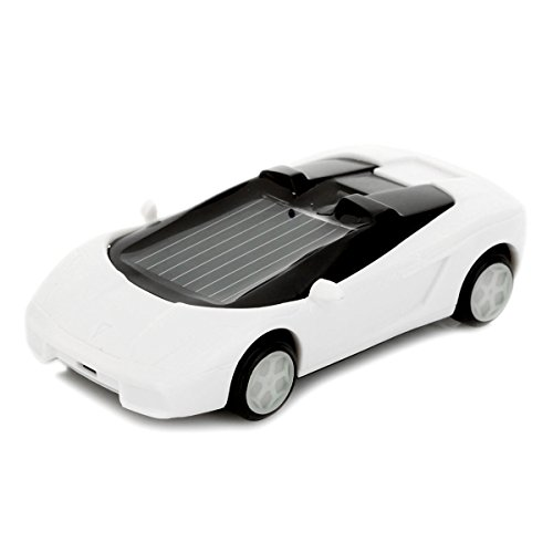 Solar Powered Lamborghini Model Toy - 2