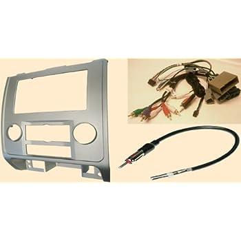 radio stereo install black dash kit single. Black Bedroom Furniture Sets. Home Design Ideas