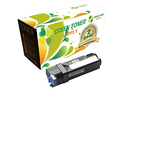 - Green Toner SupplyTM Compatible Toner Cartridge Replacement for Dell 2135 (Black, 1-Pack)