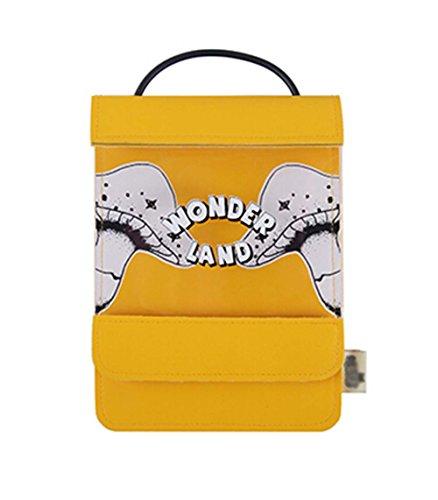 Schön Tasche Umhängetasche Damenhandtaschen Geldbörse, Pilz