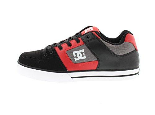 Red Bat M Hombre Athletic Multicolor Shoe Dc Pantufla Shoespure Black qOUwZF