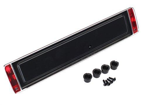 (Traxxas 8071 Ford Bronco Tailgate Panel, Black)