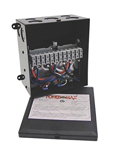 PowerMax PMTS-30 30 Amp Automatic Transfer Switch (Rv Power Transfer Switch compare prices)